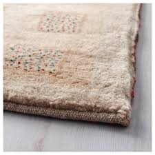 persisk gabbeh l rug high pile handmade assorted colours 110x175