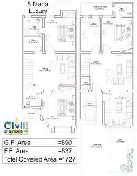 3d Home Design 7 Marla by 100 Home Design For 7 Marla 5 Marla C Izhar Monnoo