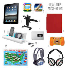 must products for family entertaining during a road trip