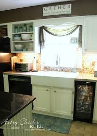 Kitchen Cabinets White Kitchen Cabinets by Kitchen Cabinet Makeover Annie Sloan Chalk Paint Artsy