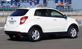 ssangyong korando 2014 ssangyong australia cuts drive away price on most models