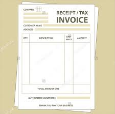 216352068819 parts of an invoice word tax invoice template excel