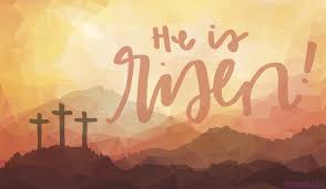 he is risen ecard free easter cards