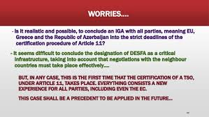 application of article 11 of the gas directive tsos controlled by co u2026