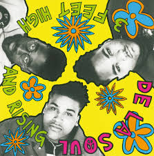 de la soul 3 high and rising album cover portraits