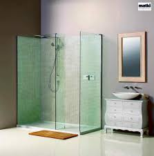 matki boutique corner walk in shower enclosure with side panel