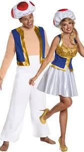 stool couples costume men u0027s toad stool costume mario brother u0027s