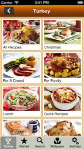 20 best thanksgiving recipes pdf apps ios iphone