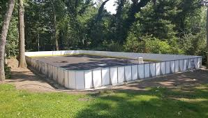 Backyard Rink Ideas Backyard Rink Plans
