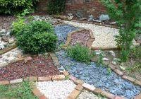 picture 3 of 49 landscape ideas with river rock awesome garden