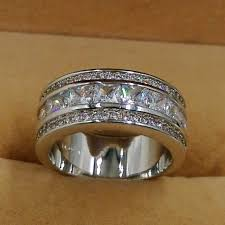 diamonique wedding rings wedding rings qvc rings clearance does diamonique look qvc