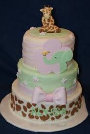 zoo animal baby shower cake cakes beautiful cakes for the