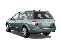 price for lexus suv 2008 2008 ford taurus x awd limited ford midsize wagon review