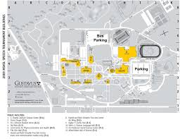 Wright State University Campus Map by Minnesota State High League