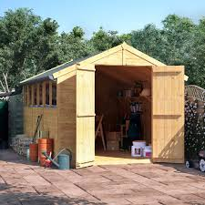 Shiplap Sheds For Sale Tongue U0026 Groove Wooden Sheds Apex U0026 Pent Style Garden