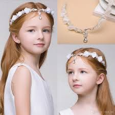 cheap hair accessories newest junior bridesmaid accessories headband hairwear