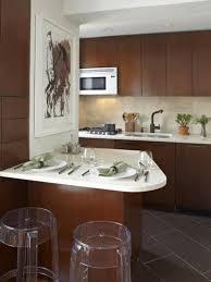 kitchen inspiration simple small design ideas inovative dark brown wooden cabinets kitchen decor with white countertops combination simple small design