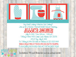kitchen shower ideas kitchen wedding shower invitations cloveranddot com