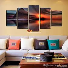 living room wall paintings home decoration wall art painting of seascape artwork for living