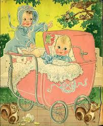54 best vintage baby cards images on vintage greeting