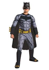 batman halloween costume for toddlers deluxe dawn of justice batman costume for boys