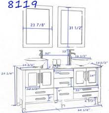 Standard Height For Bathroom Vanity by Juan Urquiajd On Pinterest