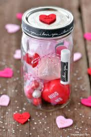Valentine Day Gifts For Wife Valentine U0027s Day Mason Jar Spa Items Girlfriends And Spa