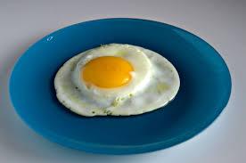 Blandito Cómo Freír Huevos