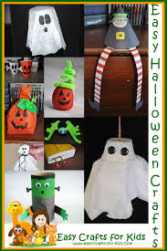 easy halloween crafts halloween crafts for kids