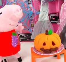 Peppa Pig Halloween Costume Mummy Peppa Pig Fancy Dress Party Halloween Costume Videos