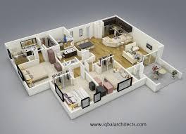 iqbal architect u0027s online service u0027sresidential house floor plan