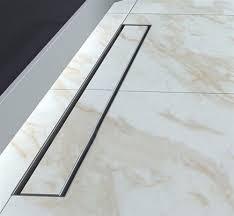 lenox 80cm stainless steel linear shower drain 800mm shower drain