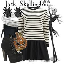 Jack Skeleton Costume Jack Skellington Diy Women U0027s Halloween Costume Ways To Style