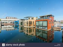 Floating Houses Floating Houses Homes Modern Houseboats House Boats Water Villas