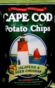 rating cape cod u2013 jalapeno u0026 aged cheddar potato chips chip review