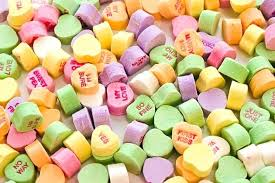 valentines heart candy sayings necco conversation hearts necco conversation hearts peanut free