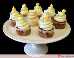 cupcakes for baby shower gluten free duckie cupcakes custom baby shower cakes