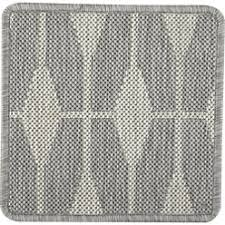 Grey Outdoor Rugs Aldo Grey Outdoor Rug Crate And Barrel
