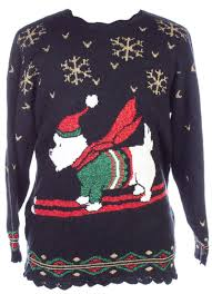 sweater with dogs on it sweater of wearing sweater from