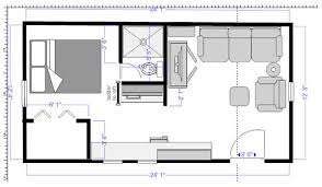 Tiny House Floor Plan Maker Tiny House Floor Plans 32 Home On Wheels Design 7 Winsome Mobile