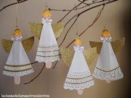 282 best andělé images on advent crafts and winter