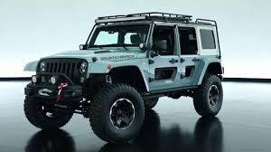 jeep modified jeep u0027s latest wrangler gets a 4 cylinder turbo u0026 it has stopped