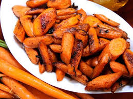 roasted carrots with fresh thyme recipe abc news