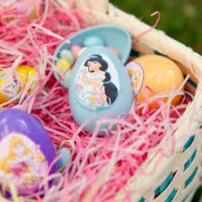 princess easter basket disney princess easter egg stickers disney family