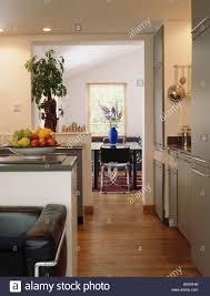 Open Plan Flooring Ideas by Small Modern Open Plan Kitchen Part 30 Modern Open Plan Kitchen