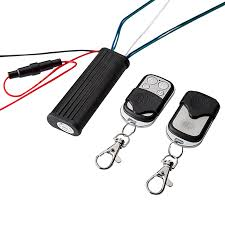 Remote Controlled Lights Wireless Remote Control Switch With Key Fobs Wireless Switches