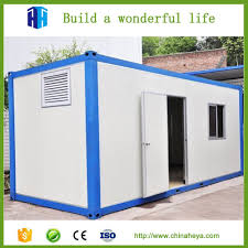 high quality prefabricated shipping foldable expandable container