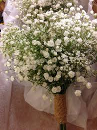 baby s breath bouquet b baby s breath bouquet b
