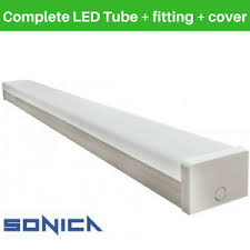 4ft fluorescent light covers 2ft 4ft 5ft led tube cover opal diffuser fluorescent light batten