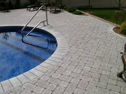 Pool Patio Pavers by Pavers By Stone Pavers Kings Building Material